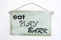Sign-Eat-Play-Bark